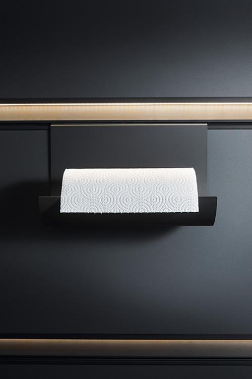 Panel-System mit Küchenrolle-Halterung