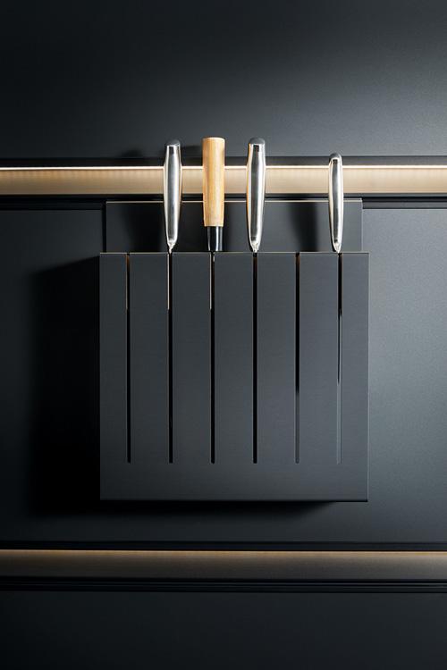 Panel-System für Messerblock