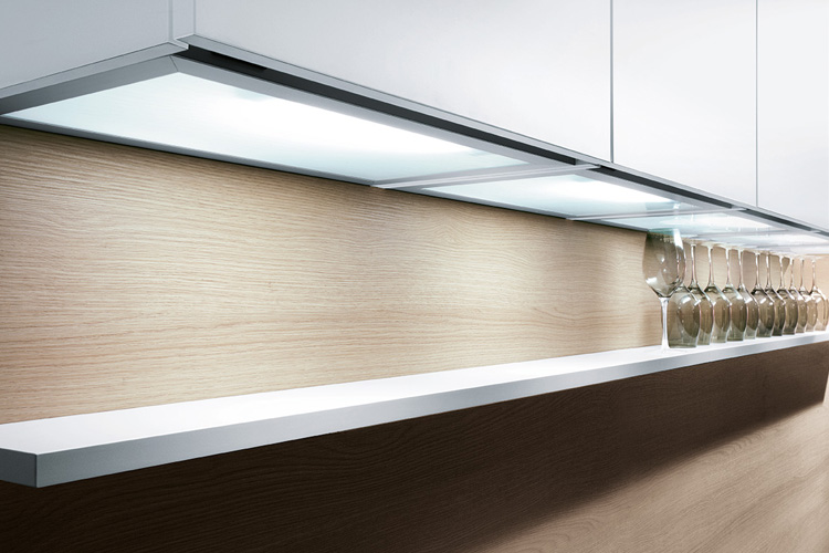 LED-Leuchtboden